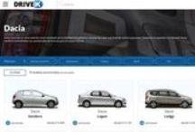 Dacia / Marca rumana de coches populares y competitivos.