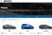 Honda / Empresa japonesa de automóviles que incluyen berlinas, familiares, deportivos y todoterrenos de tracción total.