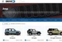 Jeep / Marca de automóviles estadounidense. Coches espartanos, funcionales y resistentes.