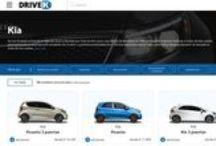 Kia / Marca coreana perteneciente al gran grupo Hyundai. Amplia gama de automóviles que sorprenden al gran público.