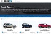 Land Rover / La marca inglesa de todoterrenos de lujo.