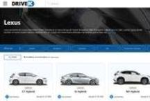 Lexus /  Marca de lujo de Toyota. Las berlinas para la clase alta.