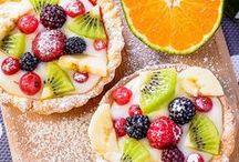 Crostate e pancake / Tutte le foto sono ©Manuela Bonci