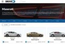 Maserati / La marca de Tridente, por excelencia deportiva italiana.
