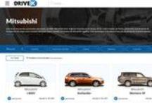 Mitsubishi / Marca de automóviles japoneses deportives.