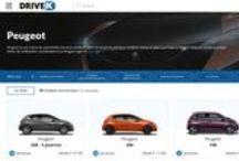 Peugeot / Marca de automóviles francesa. Coches deportivos y  ultra-modernos,con una nueva era de la tecnología conectada.
