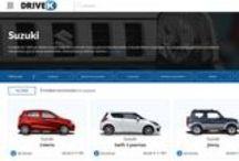 Suzuki / Empresa japonesa productora de SUV y todoterreno y también utilitarios.