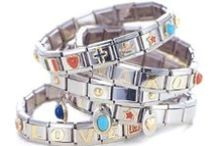 Zoppini Italian Charms / Zoppini Italian Charm Bracelets - create your own styles with many Italian links to choose from. Great gift ideas for moms, teens and grads. Individualize to your own taste with hobbies, sports, love and spirituality, birthstones, zodiacs and more.   http://www.heavenlytreasures.com/bracelets-stainless.html