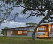 Pavilion ext./int. / House, interior, design