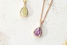 Ecksand | Colourful Jewelry / Handcrafted jewellery with colourful gems.