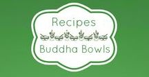 Recipes - Buddha Bowls / My Healthy Recipe Swaps https://www.pinterest.com/angeloftheshore/healthy-recipe-substitutions/ ◾◾◾ Join Our Next Healthy Living Challenge! http://susanhalloran.arbonne.com/ ◾◾◾ Vegans and/or those on medically prescribed diets use appropriate substitutions ♥️