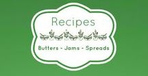 Recipes - Butters Jams and Spreads / My Healthy Recipe Swaps https://www.pinterest.com/angeloftheshore/healthy-recipe-substitutions/ ◾◾◾ Join Our Next Healthy Living Challenge! http://susanhalloran.arbonne.com/ ◾◾◾ Vegans and/or those on medically prescribed diets use appropriate substitutions ♥️