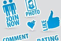 Technology: photography, blogging etc