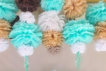 Party Ideas / by MadeWithPinkBlog