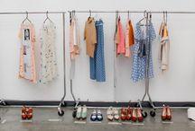 closet organization / by Piper Quinn
