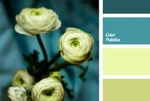 Colors / beautiful color combinations. moodboards that don't fit on other boards / by Kaylan Mulford