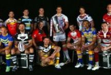 Rugby League / All things Rugby League / by Anthony Burke