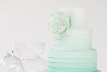 Cakes almost too pretty to eat...almost! / by Debbie Rittenback