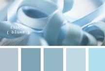 Color palettes / by Debbie Rittenback