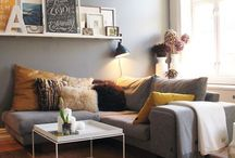 home decor / by Cassie Long