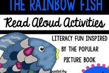 Read Aloud Activities and Printables at Learning Parade / Read Aloud Activities available at our TPT store, inspired by picture books