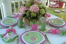 tablescapes / by Patti White