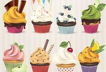 Cupcake Crazy!  / by Debbie Rittenback