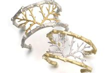 Twig-textured Jewelry / Get Twiggy With It