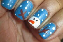Nails: Holidays Inspired / by Kaylan Mulford