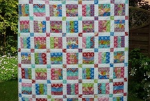 Quilt Patterns / PDF quilt patterns, instant download quilt patterns, quilt patterns for pre-cuts, jelly roll quilt patterns