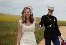 Married to the Military / A heroes on the home front.