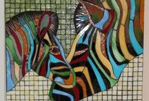 Crafts - Mosaics / by Stacy Lewis