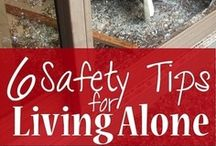 Safety Tips & First Aid / Some interesting ideas for living safer, being prepared and to help provide aid on a bad day.
