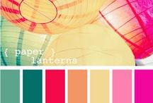 Crafts - Color Inspiration / by Stacy Lewis