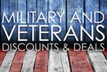 Military Discounts, Contests & Giveaways / Past and present veterans are honored by many merchants for their service every day. They do it as a simple token of appreciation to the men and women who have served.