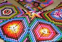 Beading - Triangles / by Stacy Lewis
