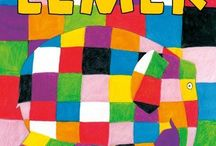 Elmer / Creative activities to use with the book Elmer by David McKee.