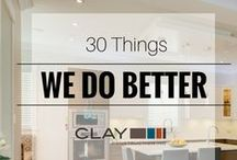 The Clay Way / Clay Construction takes pride in building right, right from the start. We call it The Clay Way. In our blog posts we'll share in-depth knowledge of our building style. Issues facing home owners as they navigate new home builds and renovations will be discussed.