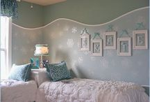 Decorating - Frozen Bedroom / Decorating - Frozen / by Renee Goodrich