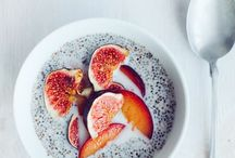 good eats / real food. whole food. and real whole dessert. / by carmella lee
