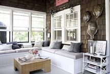 Screen Porch   Patio / Backyard and Outdoor living / by Kylie