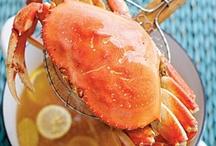 Seafood / by Susan LeSueur