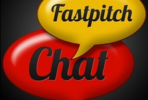 Fastpitch Chat Softball Video Show. / On this weekly show softball players, coaches, and parents send in questions about fastpitch softball. Then Gary tracks down people in the world of softball to answer these question. Learn from some of the best coaches, and players in the world as they give great answers to the fan questions. If you play or coach fastpitch softball this short 5 minute or less show is sure to become one of your favorites.