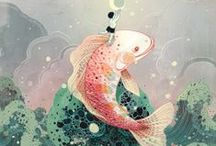 Illustrations / by Daniela Wendy