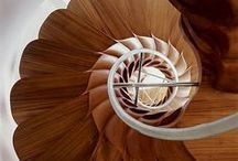 Interiors - Staircase / by Katie Pass-Brinker