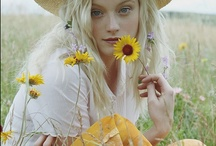 The Hippie~Gypsy~Bohemian side of me :) / I absolutely LOVE this style ~its a natural, carefree,pretty , classy and the amazing Look~ You cant get any better then this <3 except for the cowgirl wear~ lol