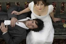 the name is Jane / Austen, Regency, Pride and Prejudice / by Stella Huang