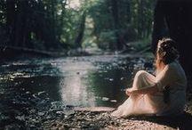 Naiads / Midsummer Night's Dream, fairy / by Stella Huang