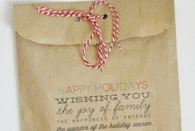Gift Ideas/Wrapping / by Michelle | Decor and the Dog