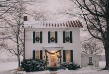 Christmas Houses / by Susan LeSueur